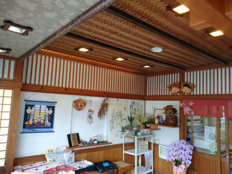 立川ブラインド(2連透明ロ-ルスクリ-ン)設置前の画像